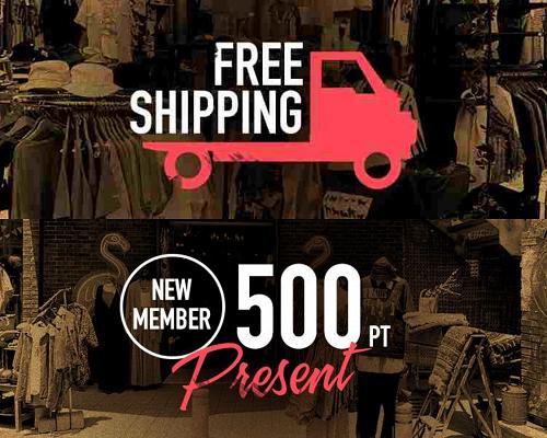 古着屋フラミンゴ 全品送料無料 新規会員登録で500ポイントプレゼント