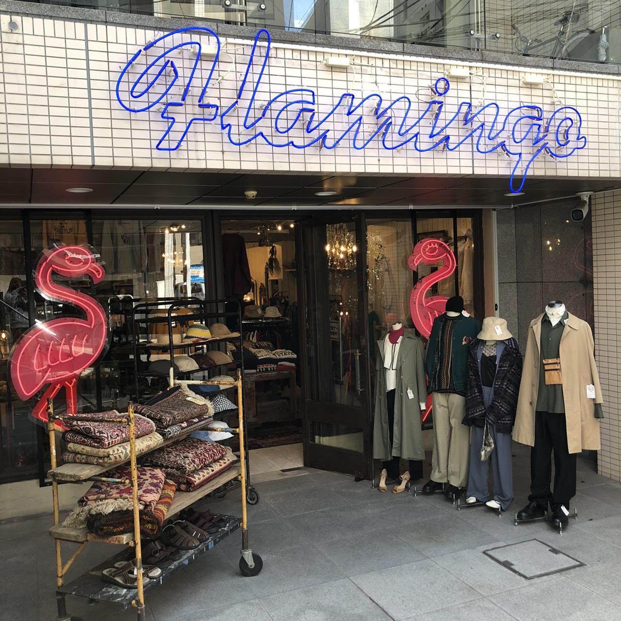 フラミンゴ 仙台店