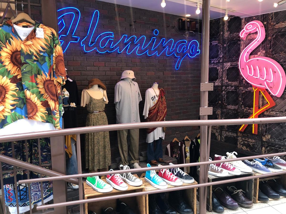 フラミンゴ表参道店