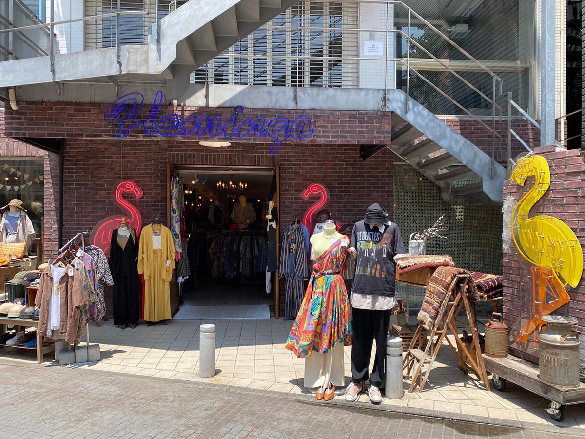 フラミンゴ原宿店