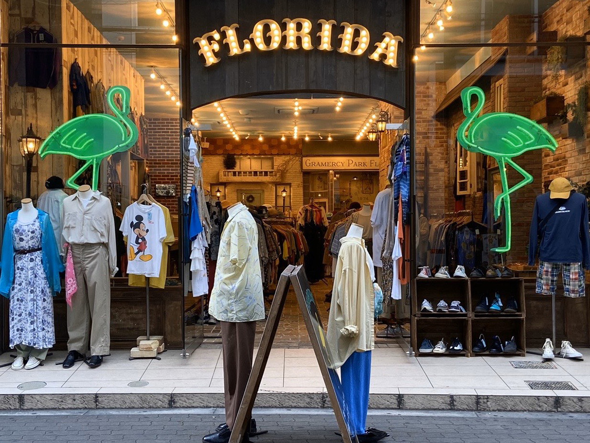 フロリダ アメリカ村店